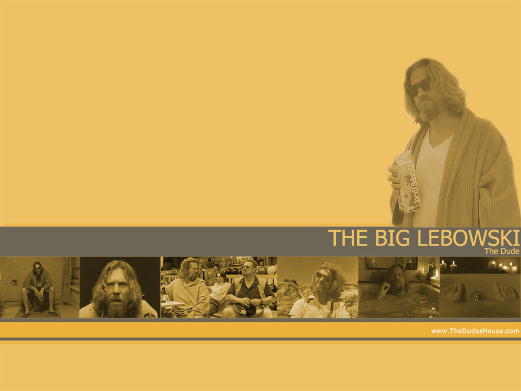 The Big Lebowski   TheDudesHousecom 1024x768