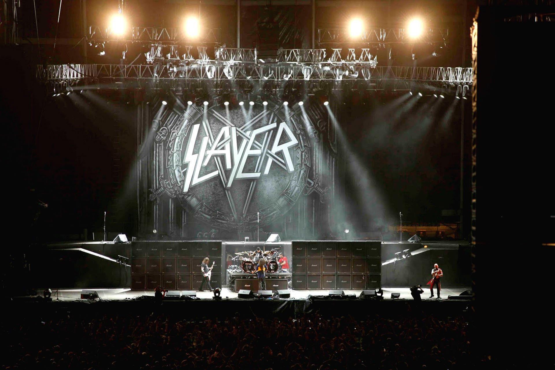 SLAYER death metal heavy thrash concert wallpaper 1920x1280 426963 1920x1280