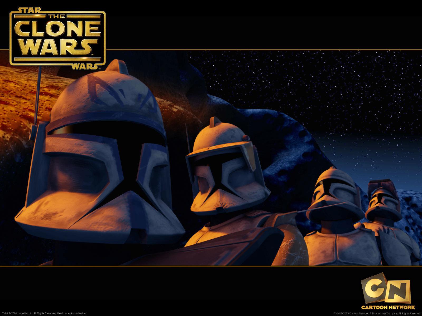 Clone Wars Rookies   Star Wars Clone Wars Wallpaper 8518308 1600x1200