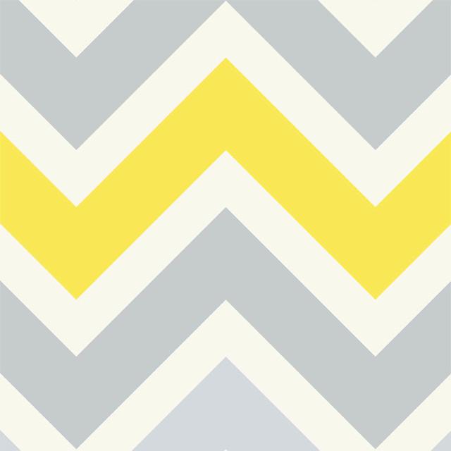 Gray and mustard wallpaper