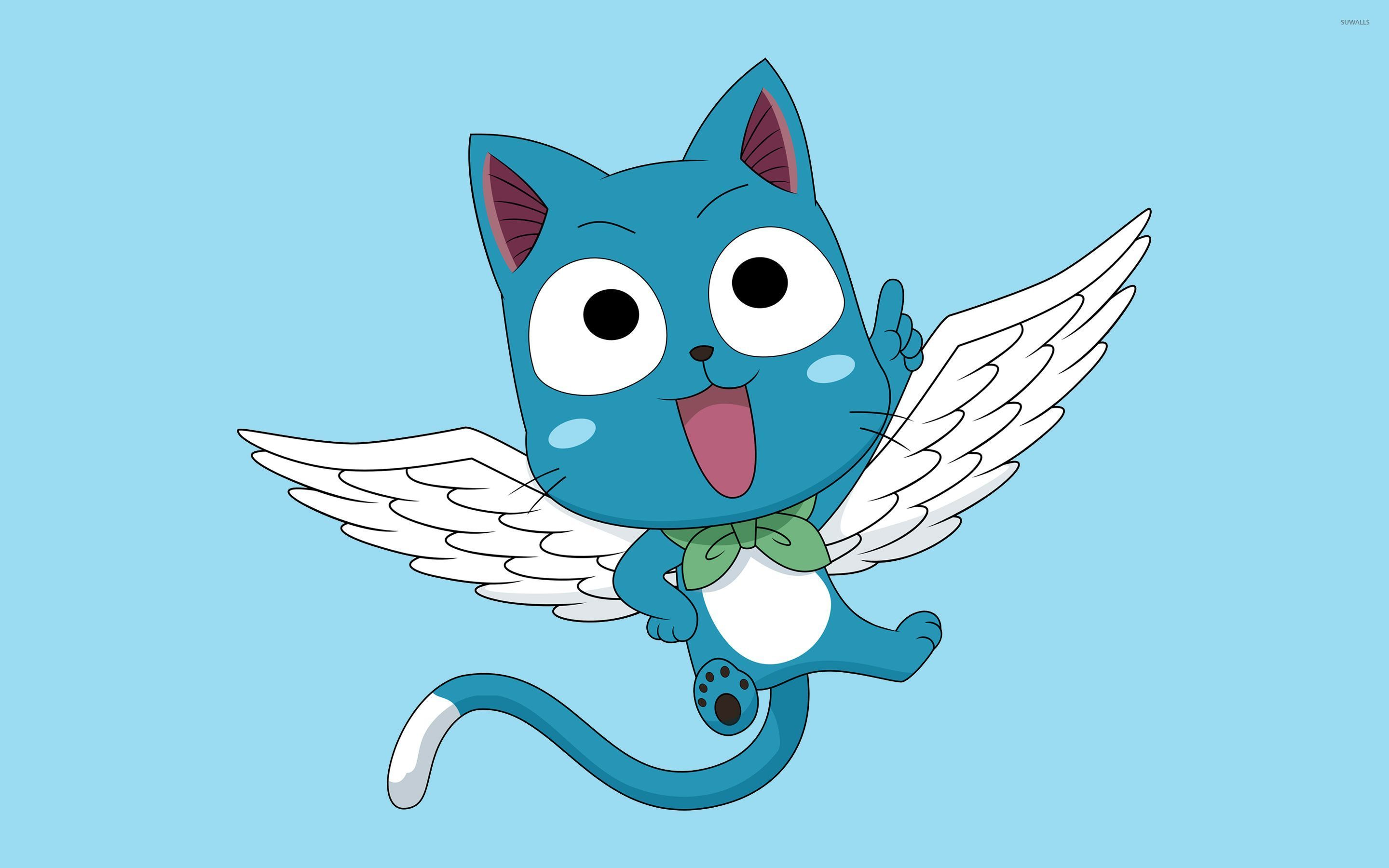 Happy   Fairy Tail wallpaper   Anime wallpapers   26424 2880x1800