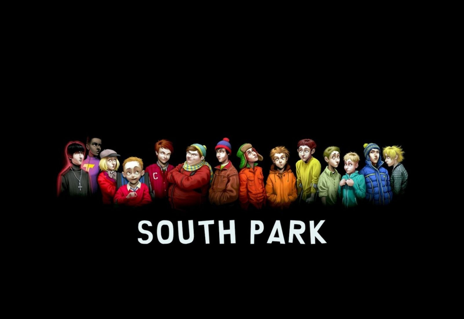 South Park Funny Wallpaper Desktop HD Wallpaper   Download 1600x1100