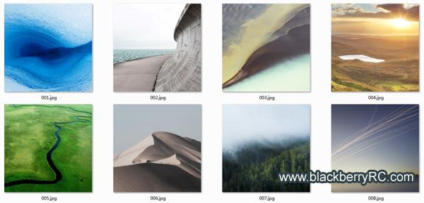 Windows 10 Wallpaper Pack: BB Classic Wallpaper