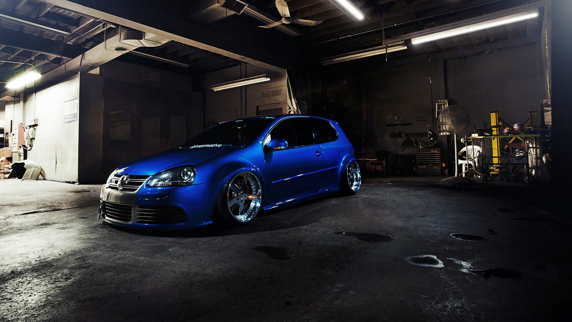 Top Hd Wallpapers Cars Wallpapers Desktop Hd: VW R32 Wallpaper