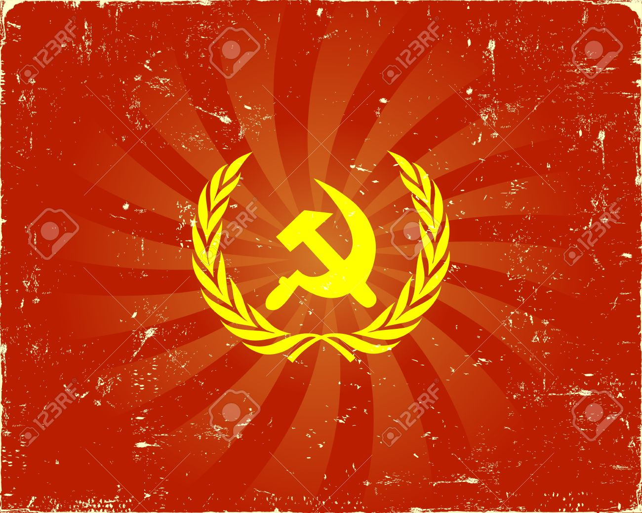 Soviet Cummunistic Background Royalty Cliparts Vectors And 1300x1039