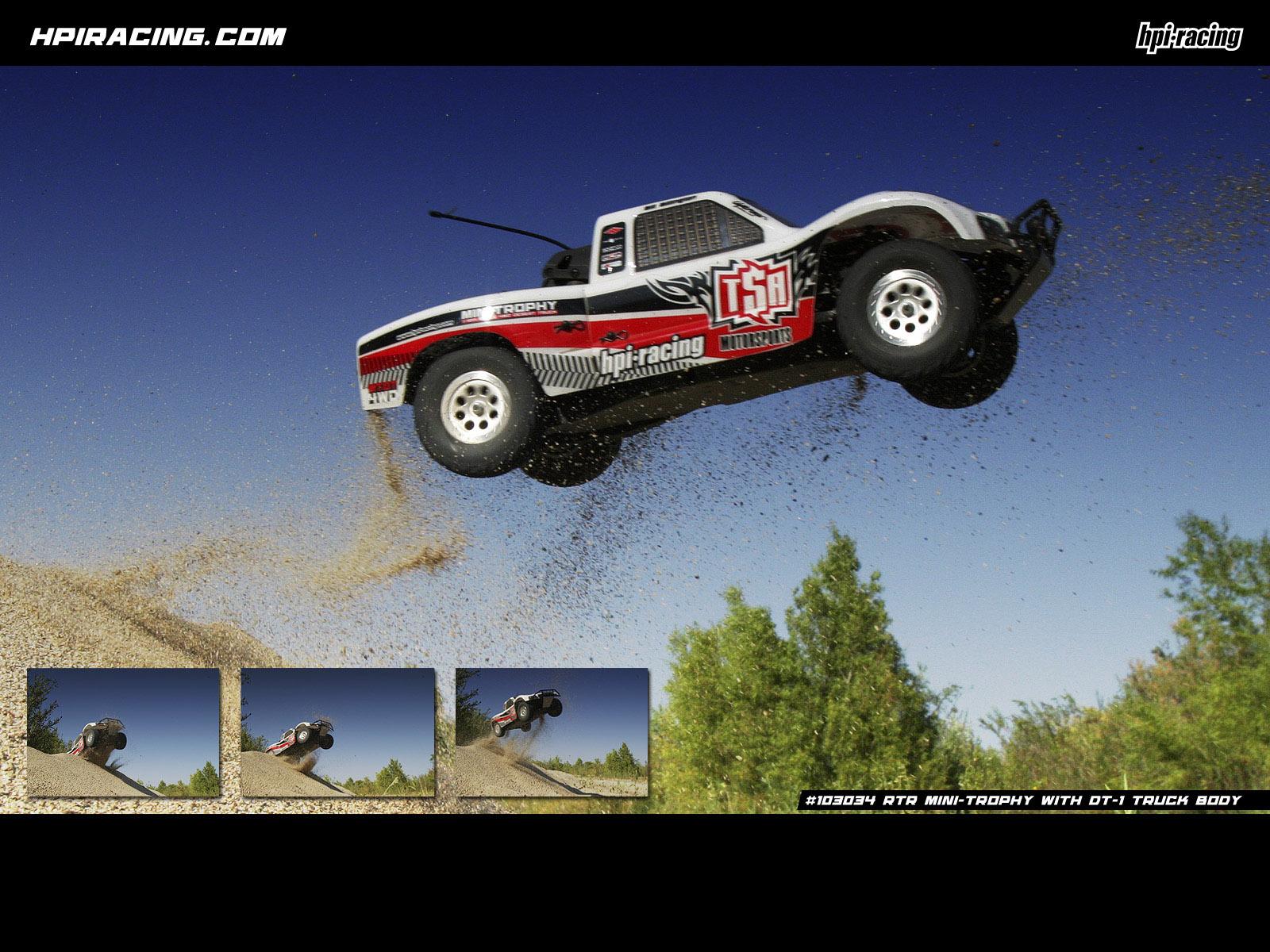 RC Truck Wallpaper 1600x1200