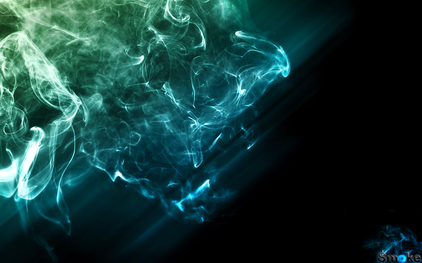 Smoke Wallpaper This Wallpapers 1680x1050