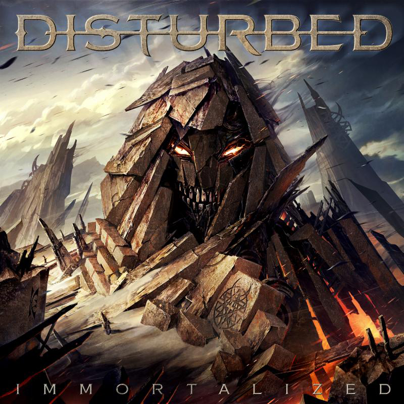 Disturbed Immortalized album due August 21 New single The 800x800