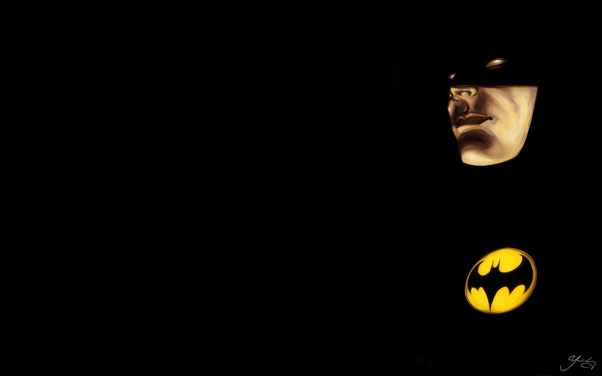 Black Batman Superhero Wallpaper 6174 Wallpaper Wallpaper Screen 1920x1200