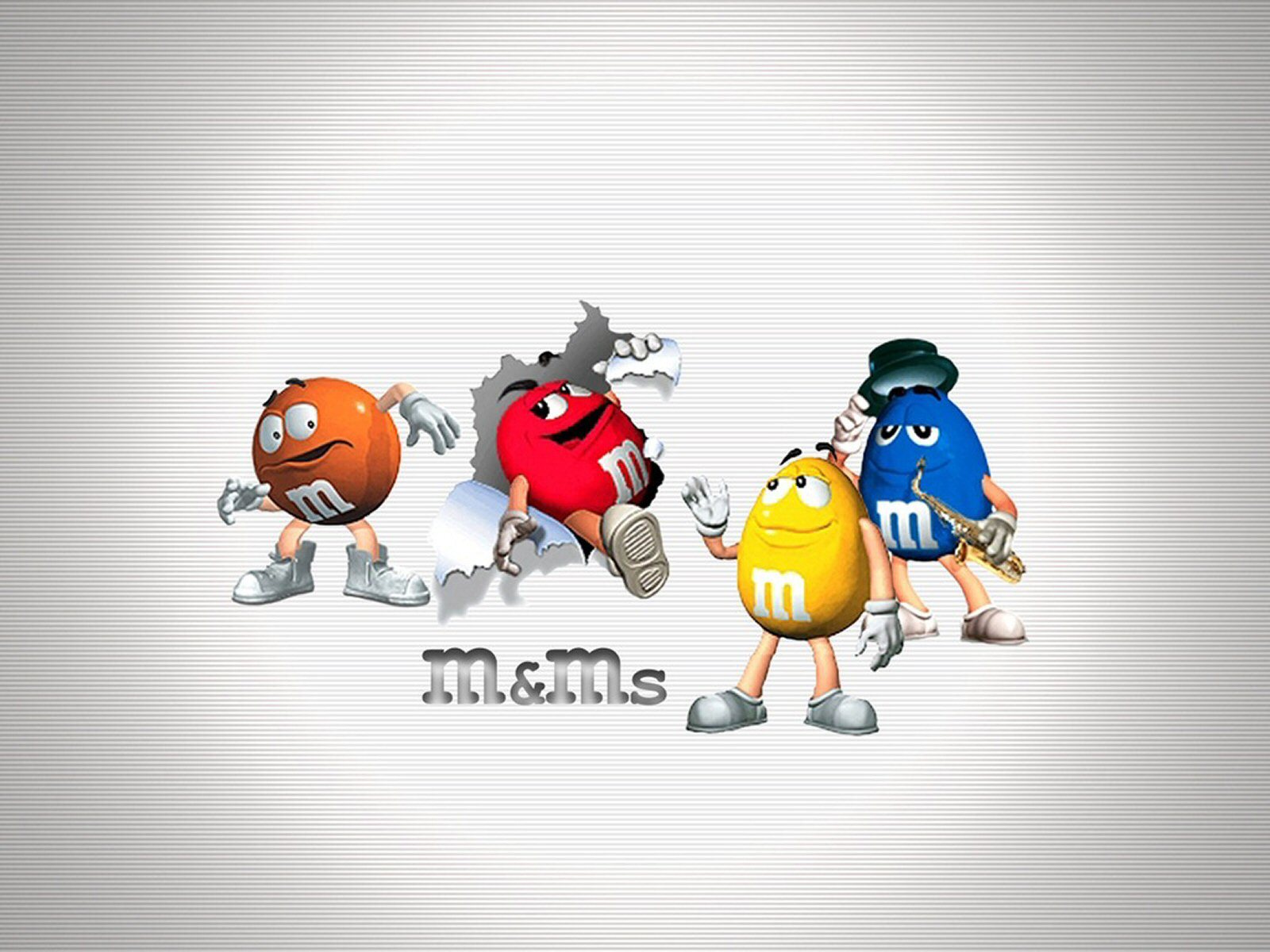 M M Desktop Wallpaper: Wallpaper M&M