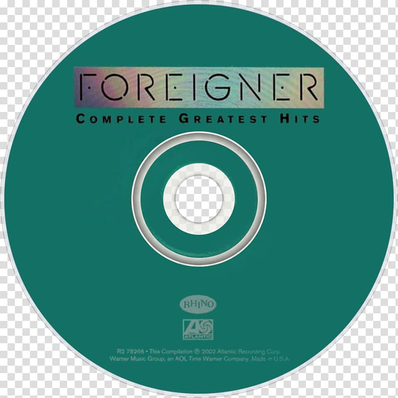 Compact disc Complete Greatest Hits Foreigner Greatest hits album 800x800
