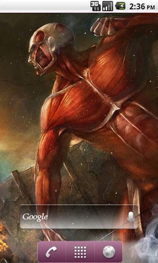 View bigger   Attack On Titan Live Wallpaper for Android screenshot 307x512