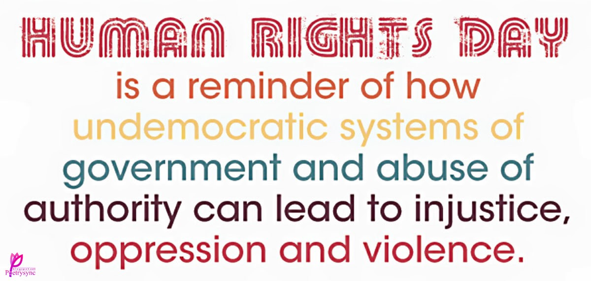 10 December 2018 Human Rights Day Quotes Sayings Wishes Status 1200x570