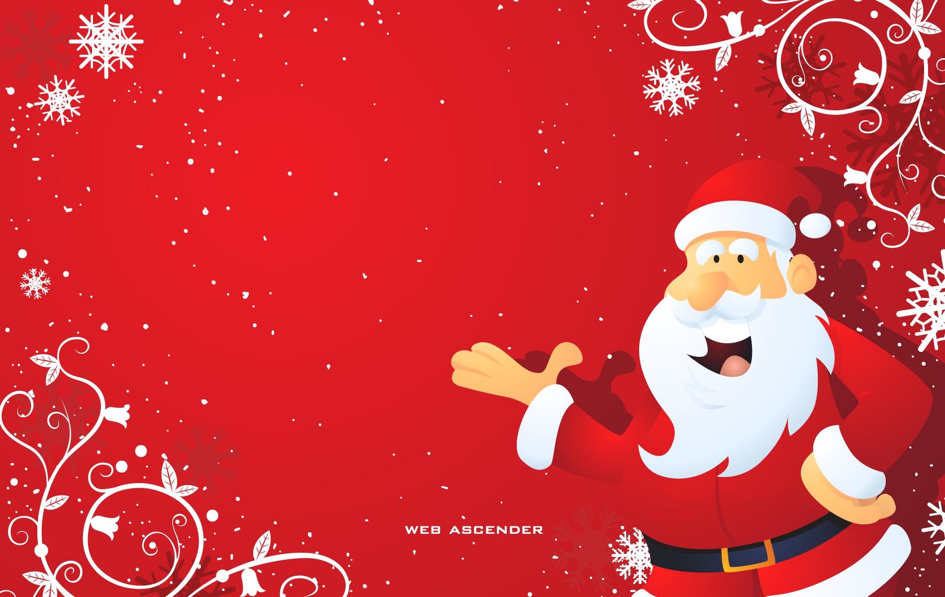 75 Santa Claus Backgrounds On Wallpapersafari