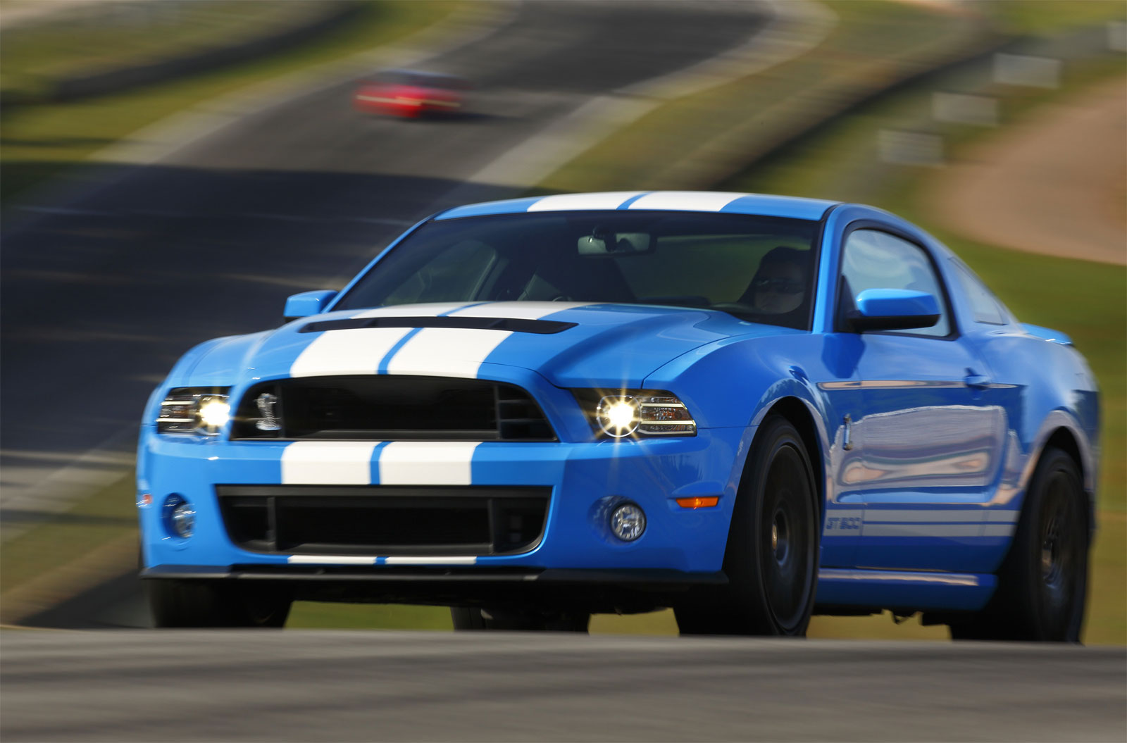 Sport Cars Ford Shelby GT500 Hd Wallpapers 2013 1600x1055