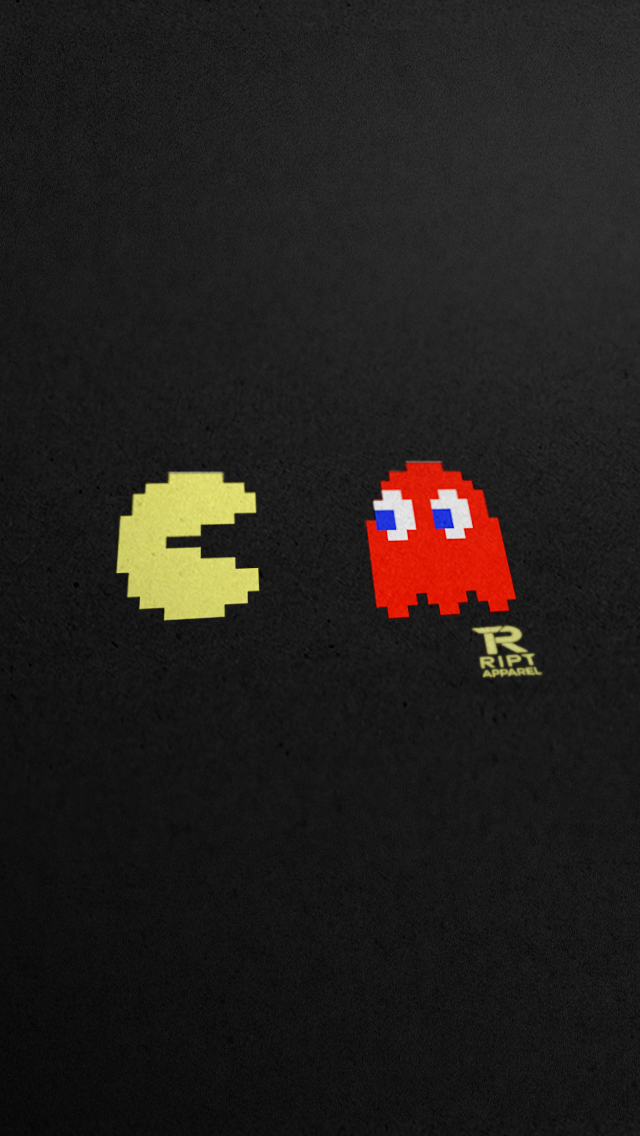 pacman wallpaper iphone 5 online