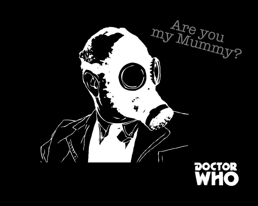 Doctor Who   Are You My Mummy by MaxRScape 900x720
