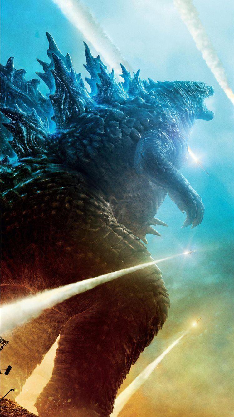 Best Godzilla iPhone 8 HD Wallpapers   iLikeWallpaper 1080x1920