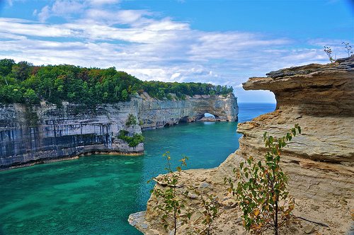 Michigan Travel Promotion on the cheap Michigan in Pictures 500x332