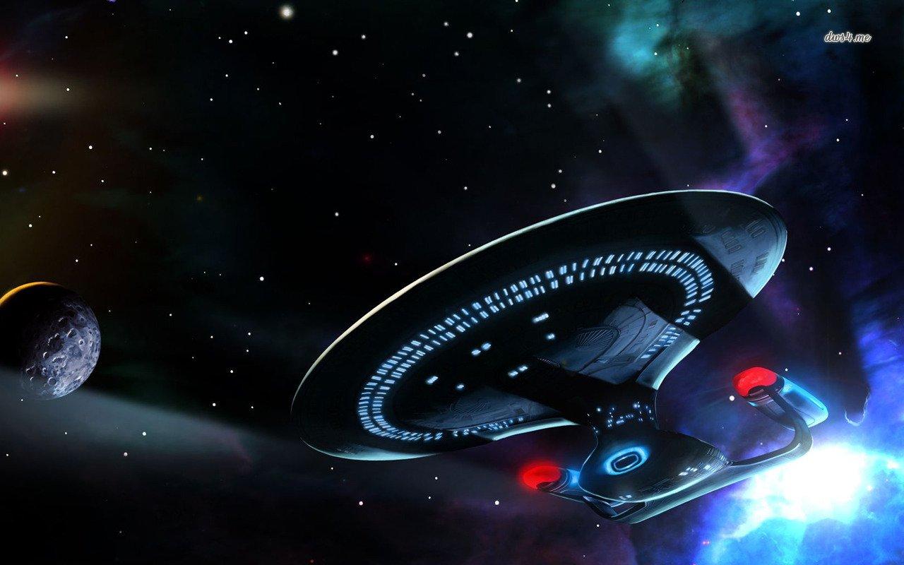 USS Enterprise   Star Trek wallpaper   Movie wallpapers   20944 1280x800
