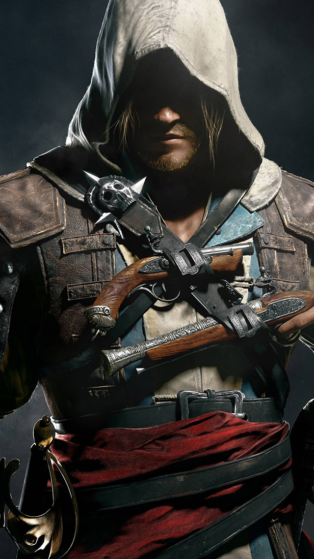 assassins creed syndicate wallpaper iphone