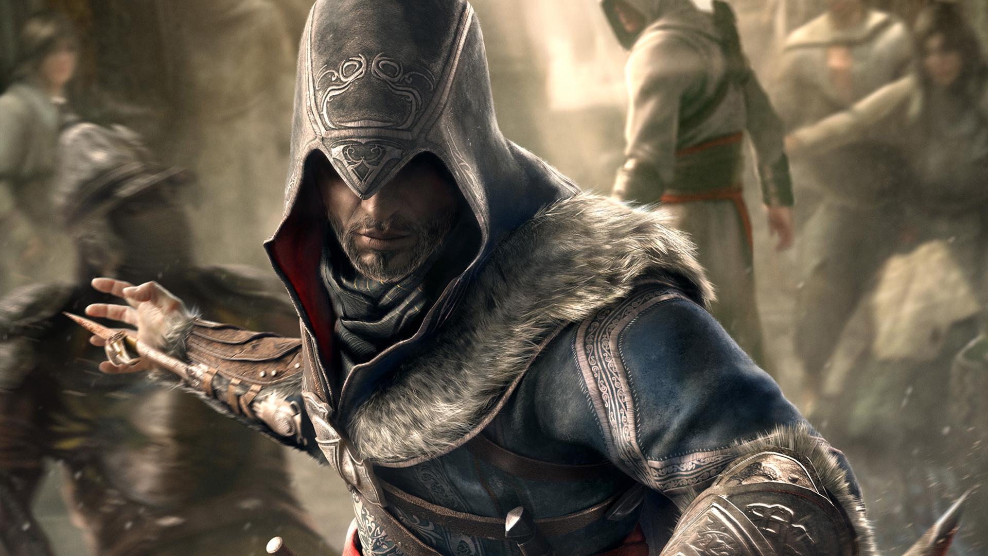 Assassins Creed Revelations Wallpapers 8 HD Desktop Wallpapers 1920x1080