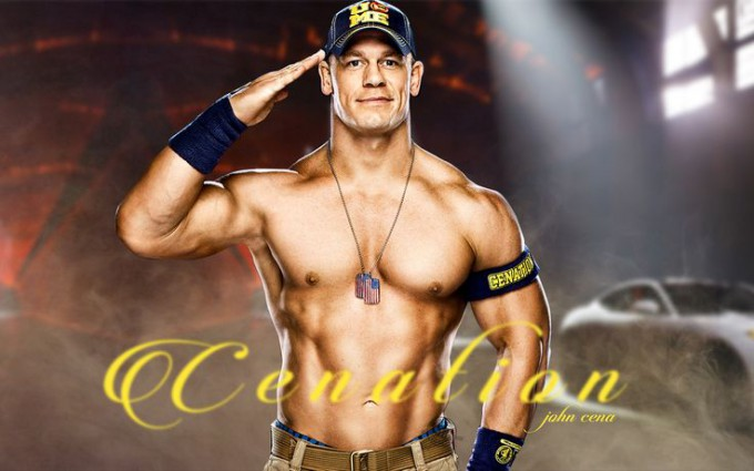 Wwe John Cena Wwe Champion 2015 Wallpaper HD4Wallpapernet 680x425