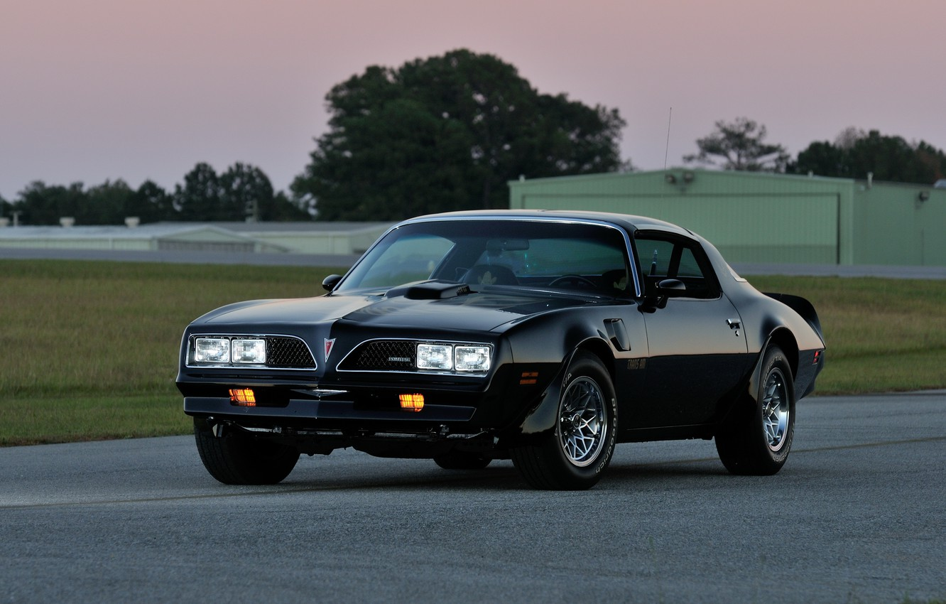 Wallpaper Pontiac Pontiac Firebird 1978 Trans Am WS6 T Top 1332x850