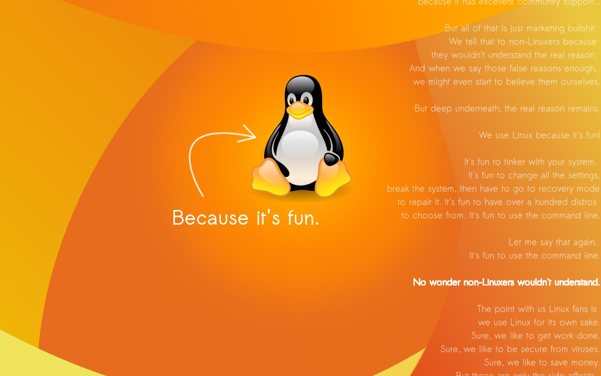 linux tux best widescreen background awesome HQ Wide 1610 1280x800 1920x1200
