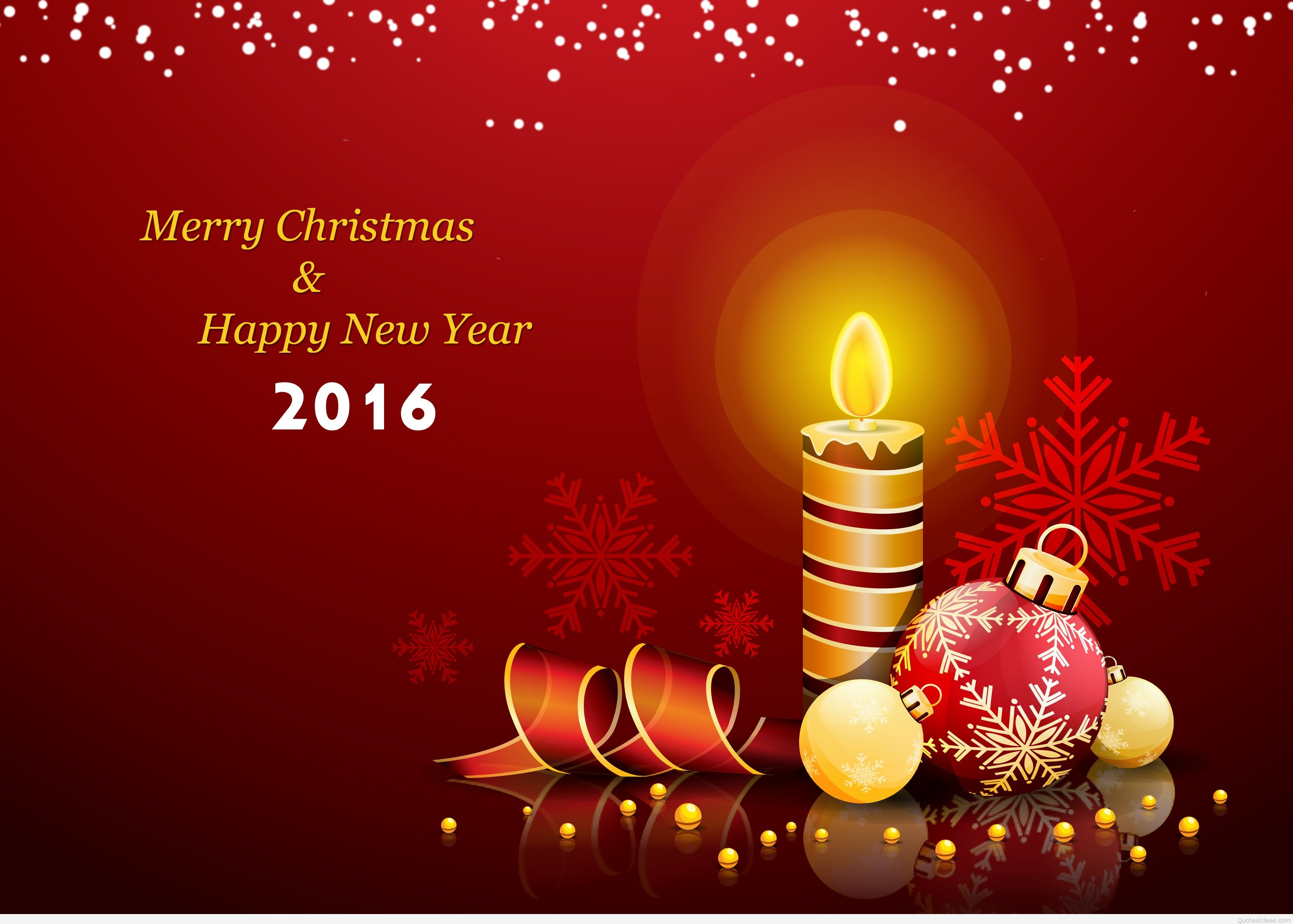 Happy New Year 2016 Download Wallpapers Pictures With SMS 3508x2507