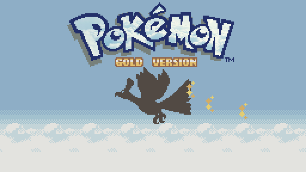 Pokemon gold wallpaper by Zaros BobTheCat 1024x576