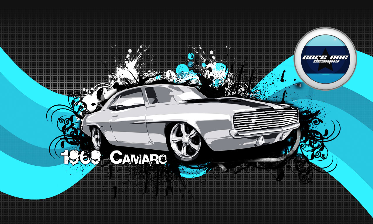 69 Camaro Wallpaper by core621 1280x768