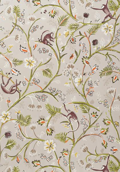 Thibaut   Jubilee   Thibaut Guadeloupe T4941   Select Wallpaper 420x600