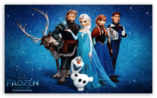 Frozen 2013 HD wallpaper for Wide 53 Widescreen WGA HD 169 High 510x318