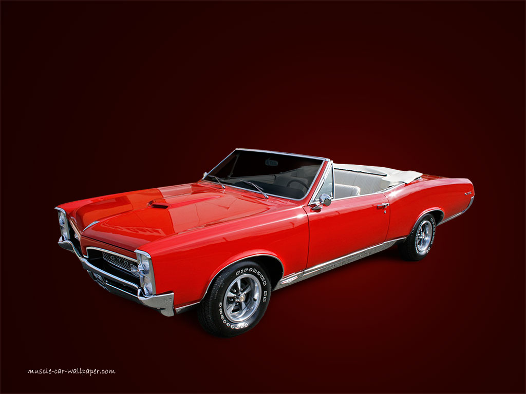 1967 Pontiac GTO Wallpaper Muscle Car Wallpaper 1024x768