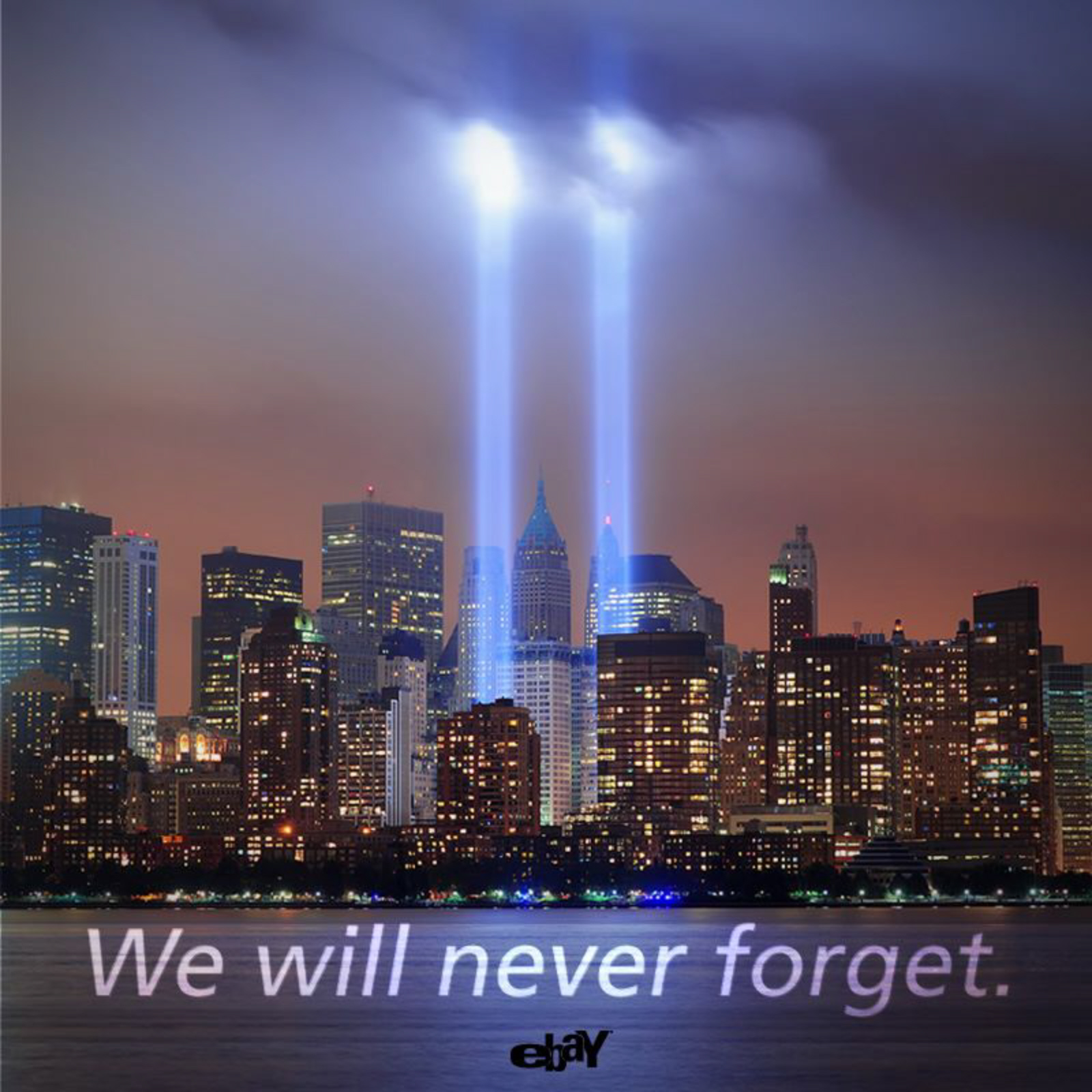 never forget 9 11 wallpaper twin tower lights september 11 2012jpg 1600x1600
