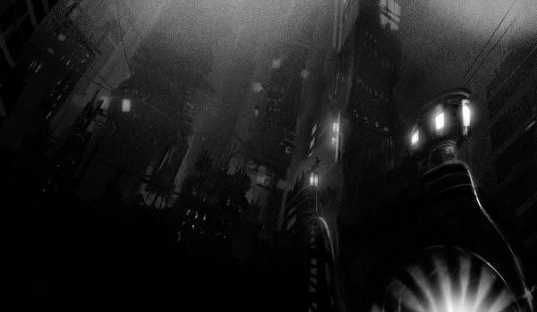 Film Noir 30 Dark And Cold Digital Artworks   Hongkiat 600x349
