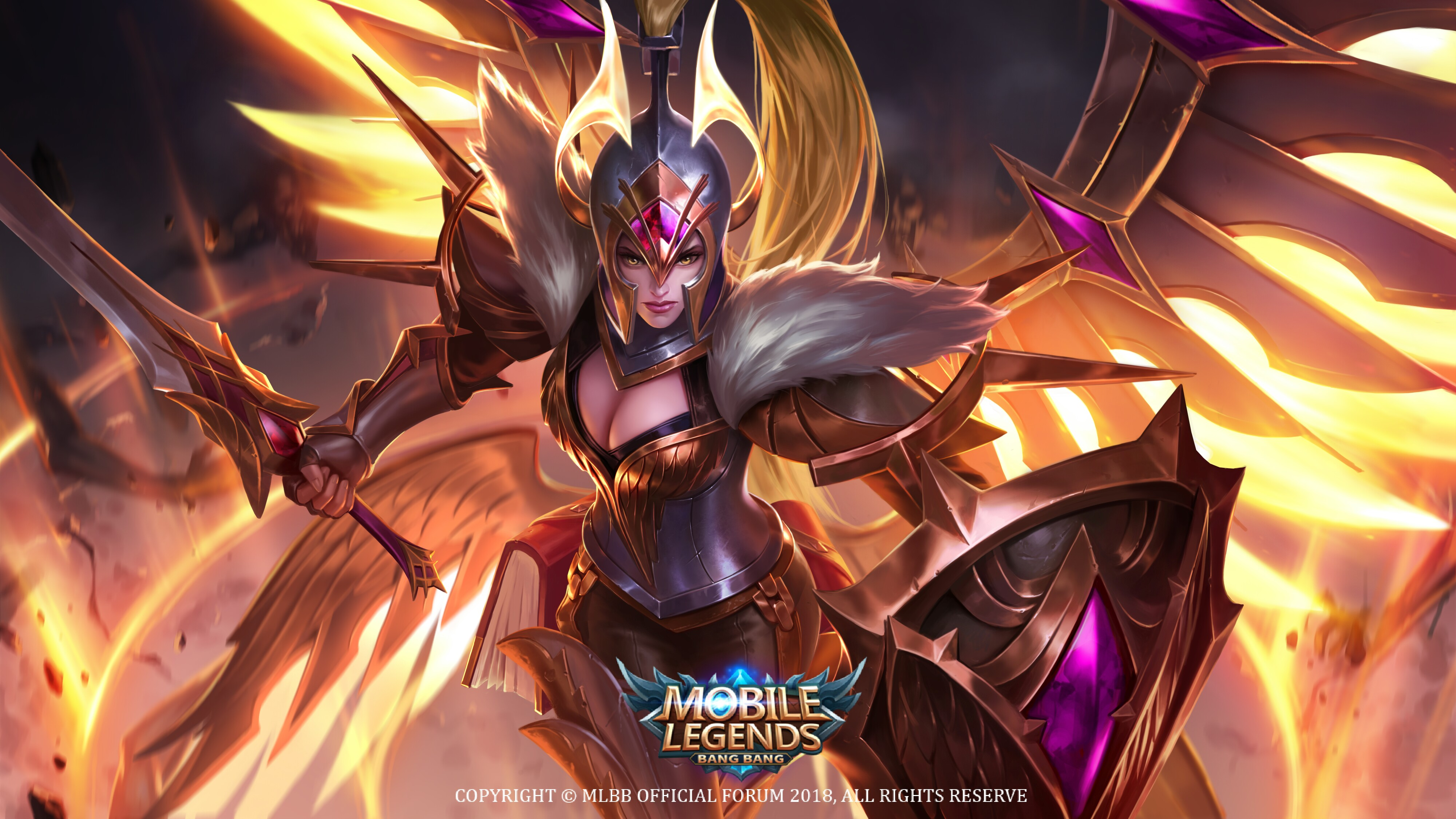 120 Best Mobile Legends Wallpapers Ever Download for Mobile 4000x2250