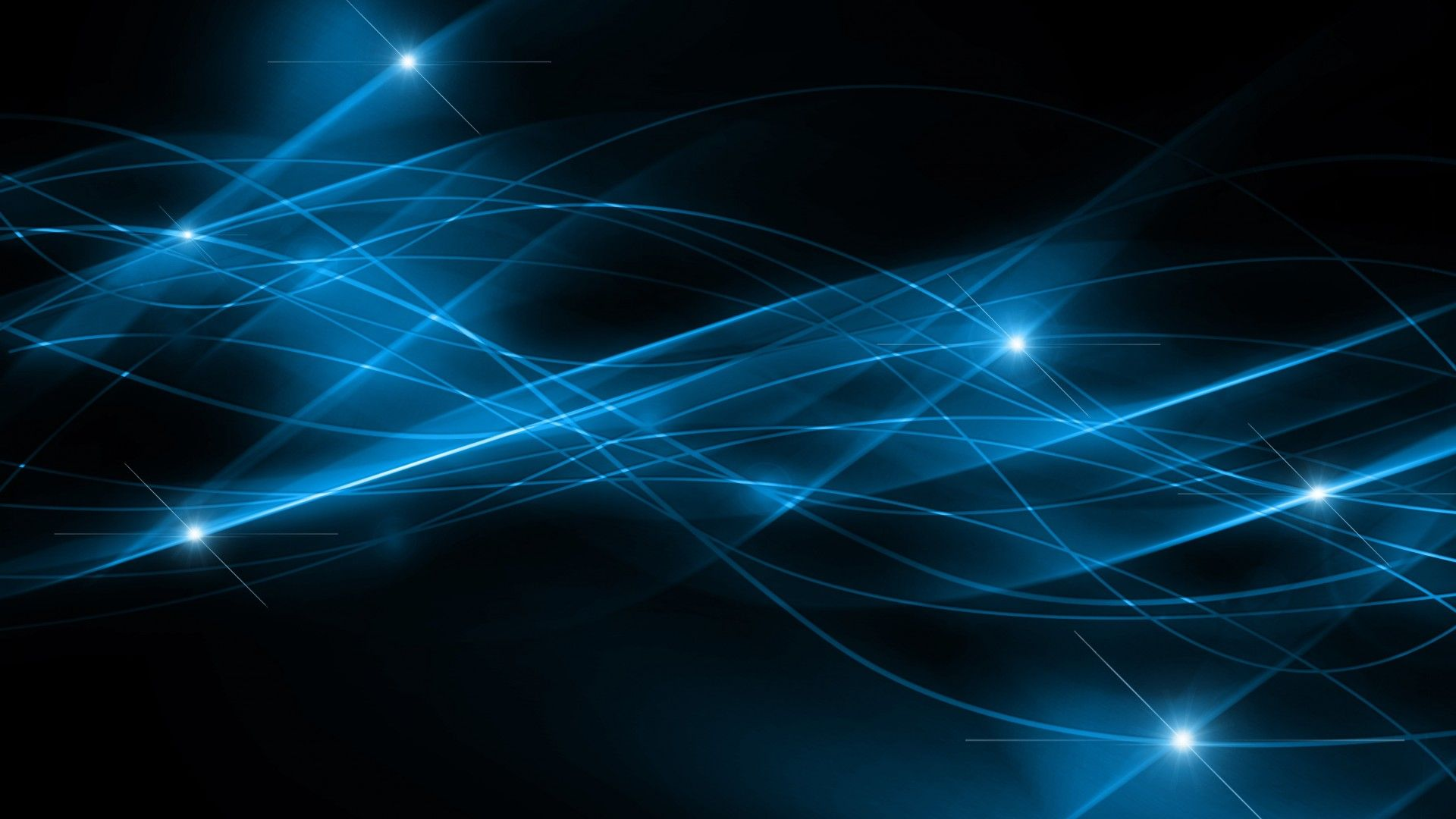 Black And Blue Backgrounds 1920x1080