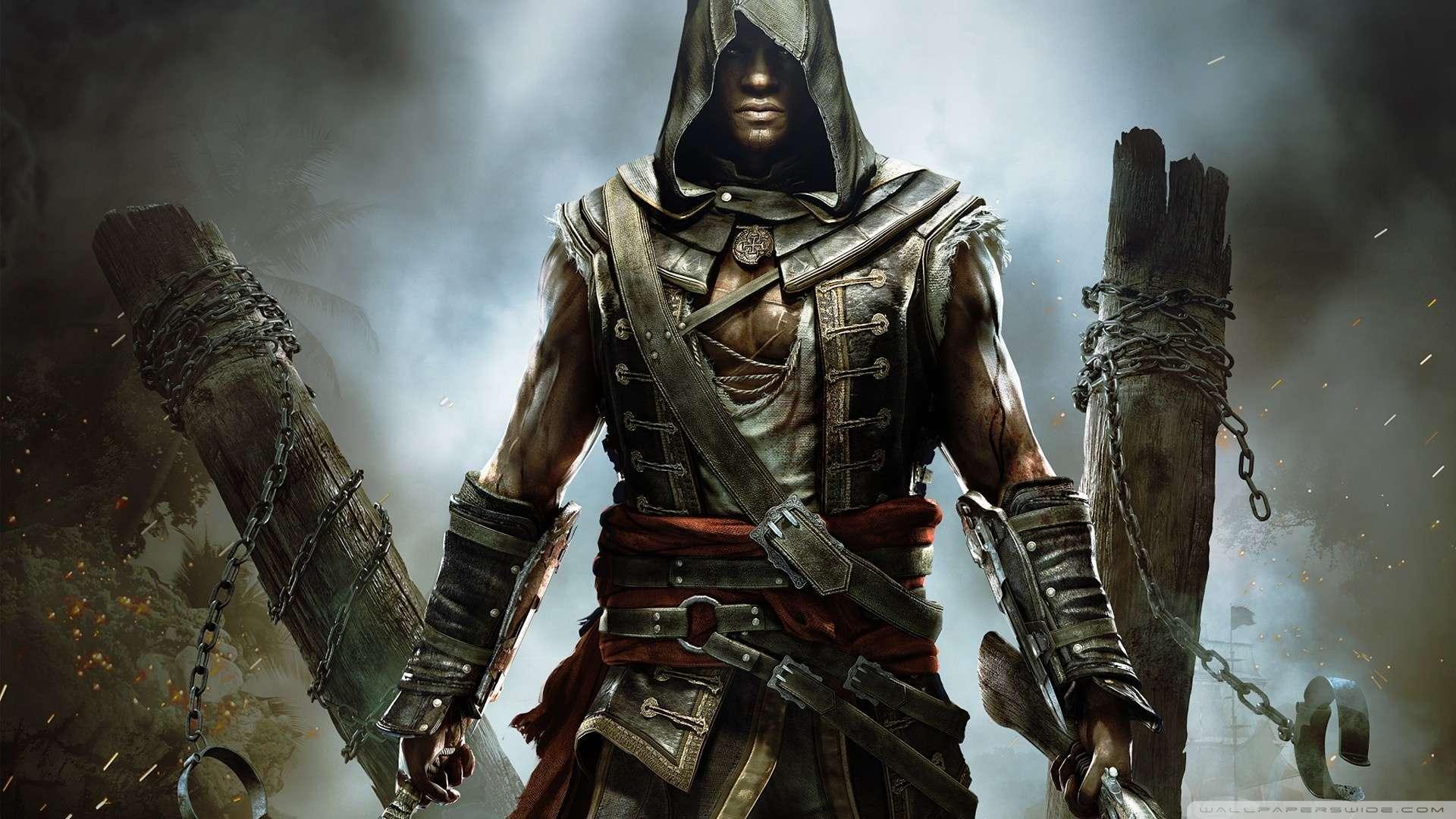 Assassins Creed Iv Black Flag Grito De Libertad Wallpaper 1080p HD 1920x1080