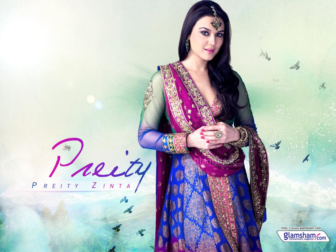 Preity Zinta Wallpaper 1   1280 X 960 stmednet 1280x960