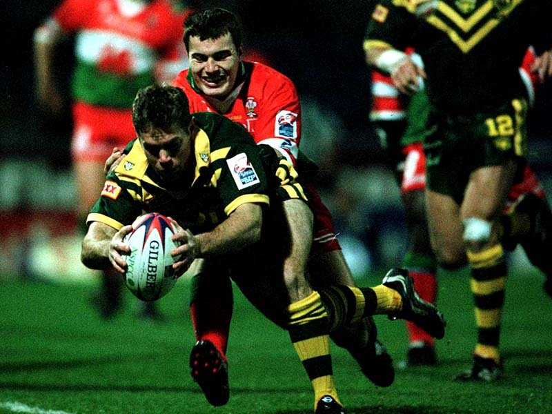 Gallery For Brett Kimmorley Australia Wales Rugby League Wallpaper 800x600