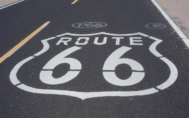 Route  Desktop Wallpaper WallpaperSafari - Map us highway route 66