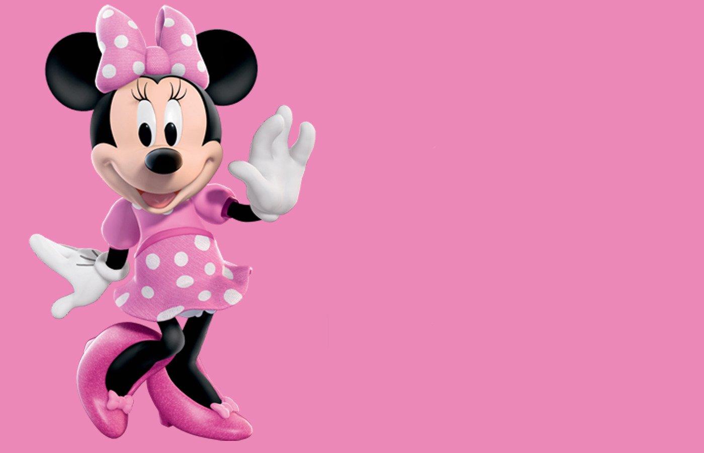 Minnie Mouse Desktop Wallpaper - WallpaperSafari