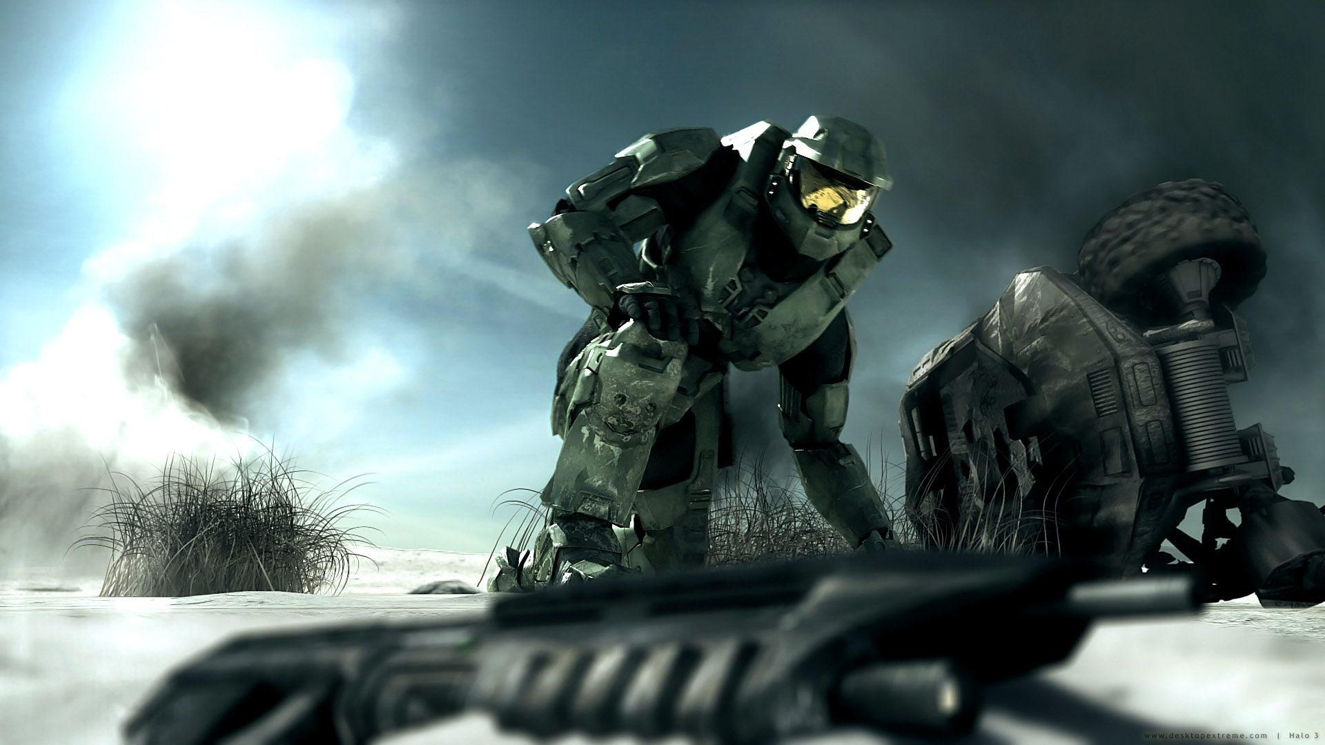 halo wallpaper widescreen games background 1920x1080 1920x1080
