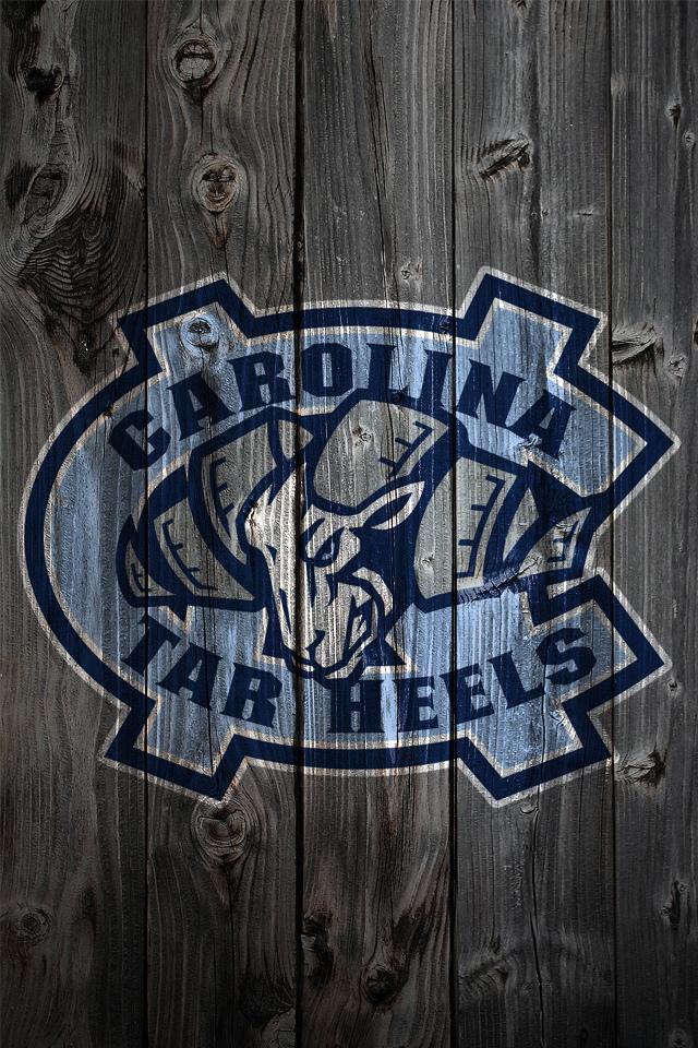 North Carolina Tar Heels Wood iPhone 4 Background Flickr   Photo 640x960