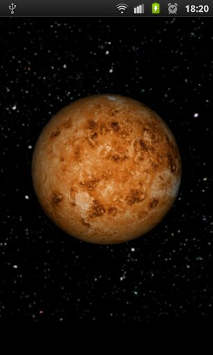 Wallpaper Download   3D Planets Live Wallpaper 610 Android 307x512