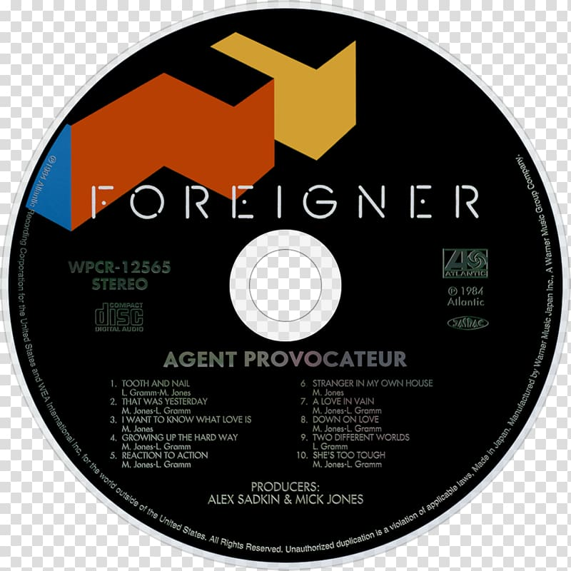 Compact disc Agent Provocateur Album Phonograph record LP record 800x800