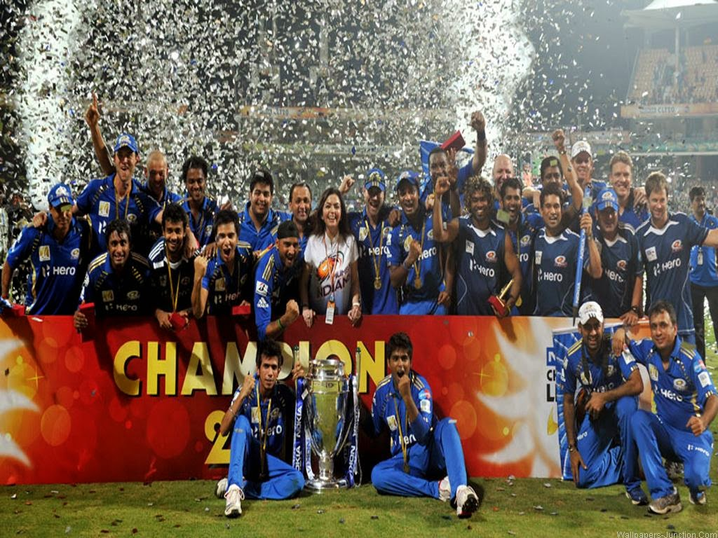 Mumbai Indians Latest HD Wallpapers Latest HD Wallpapers 1024x768