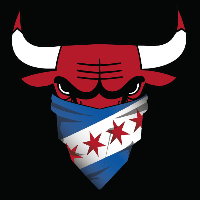 red which mimes the Chicago Bulls colors for their point guard 672x672